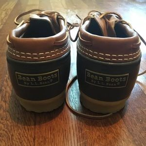 L.L. Bean Shoes - Men's LL Bean Boots Low Top